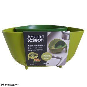 *3/$85* Joseph Joseph Nest Colanders Stackable Set